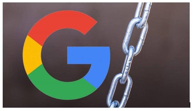 Google cảnh báo việc lạm dụng link