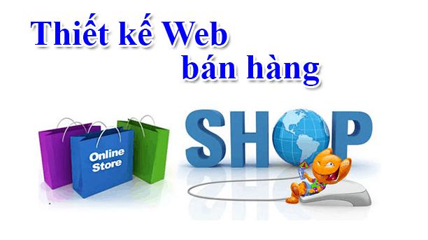 Thiết Kế Website Bán Hàng Uy Tín Chuyên Nghiệp Chuẩn Seo
