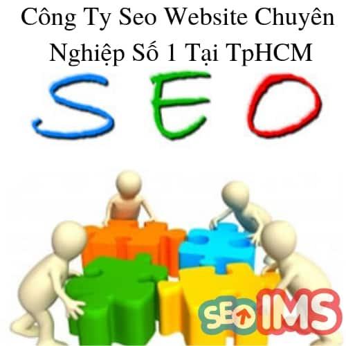 Công Ty Seo Website Chuyên Nghiệp Số 1 Tại TpHCM