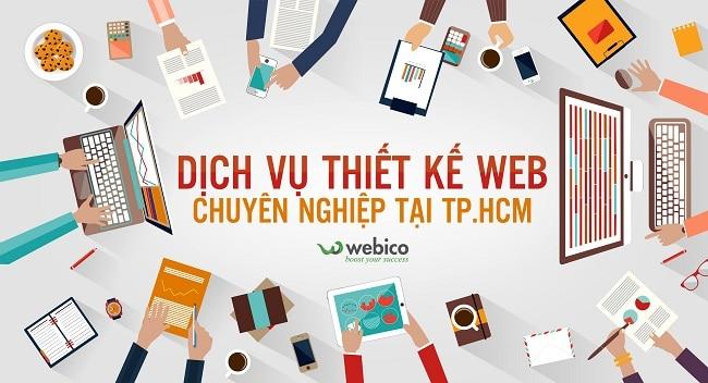 TOP 10 CÔNG TY CHUYÊN THIẾT KẾ WEBSITE UY TÍN TẠI NHẤT TPHCM