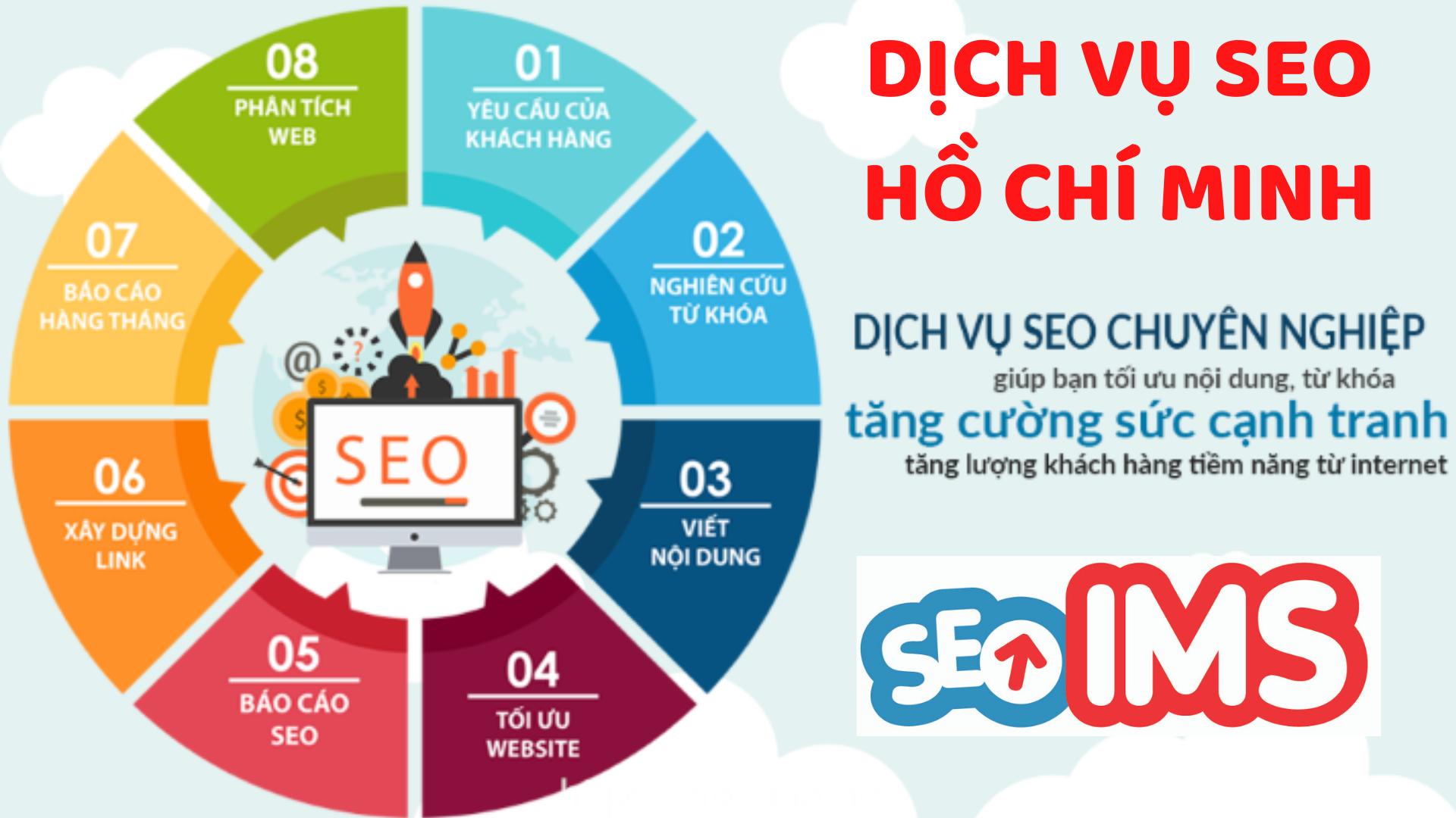 Dịch vụ seo Tp.hcm - Dịch vụ Seo HCM