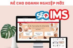 Thiết Kế Website Bán Hàng Giá Rẻ Cho Doanh Nghiệp Mới