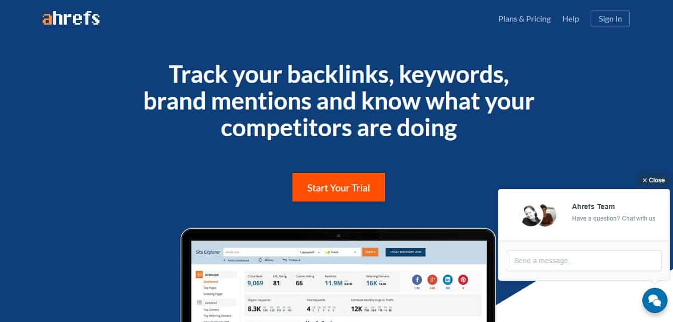 Công Cụ Kiểm Tra Backlink Của Trang Web Hiệu Quả