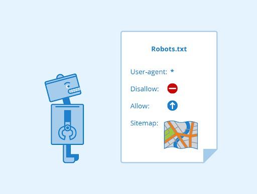 create a robots.txt file