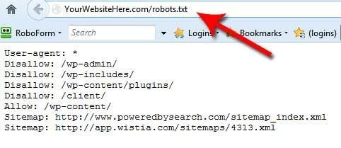Cách Tạo File Robot.txt