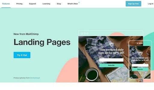 Landing Page Bán Hàng Blog Là Gì?